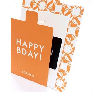 Check Topman Gift Card Balance - topman official gift card store