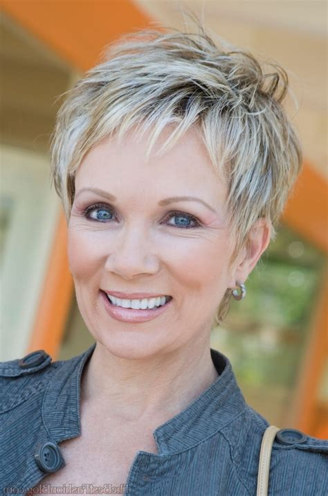 50 plus short hair cuts haircut older women popular long hairstyle idea