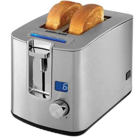 Black Decker 2 Slice Toaster black decker 2 slice toaster appliances walmart