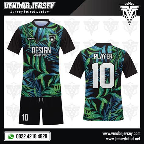 Kaos Sablon Desain Custom desain kaos futsal motif custom sablon print vendor