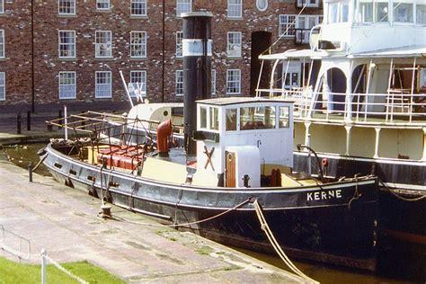 tug boat kerne steamboat register