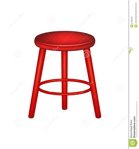 retro stool in design royalty free stock photo image