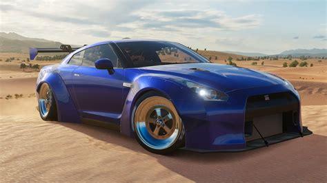 Forza Horizon 3 Bagged Nissan Gtr R35 Slammed Camber