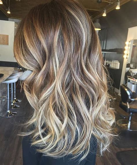 hair color and highlights trend for women over 50 hair color trends 2017 2018 highlights fall bronde