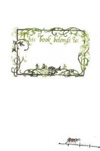 diy planner this book belongs to 4 x 6 download