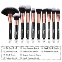 Make Up Description by Ovonni Makeup Brushes 24pcs Eyeshadow Eye Shadow Cosmetic