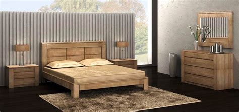 chambre bois massif chambre 224 coucher