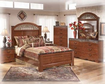 queen bedroom set signature design  ashley furniture
