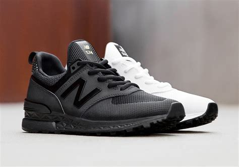 Sepatu Sport Nb New Balance 574 the new balance 574 sport suede and mesh synthetic is available now sneakernews