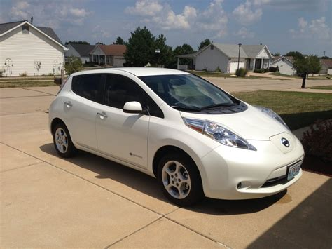 leaf nissan 2013 owners review 2013 nissan leaf sv