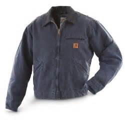 carhartt detroit duck jacket 222218 insulated jackets