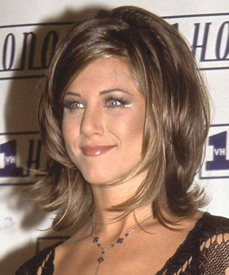 heavily layered shoulder length hairstyles heavily layered medium hair hairstyle from tv series