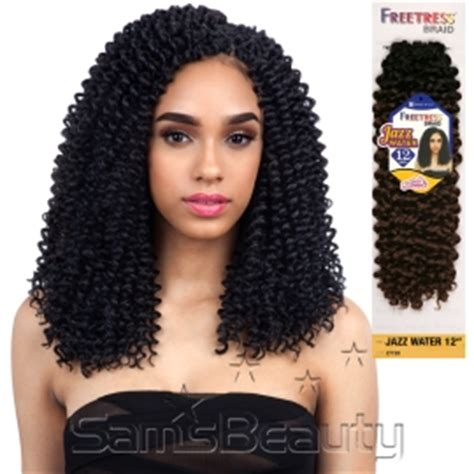 synthetic hair active with hot water freetress water wave hairstyles hairstyles
