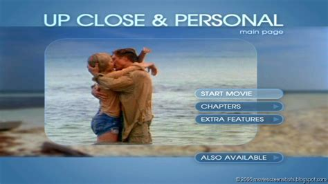 film up close and personal vagebond s movie screenshots up close personal 1996