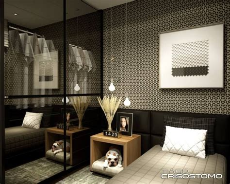 pin dise o de interiores quartos de casal decorados e planejados on dormit 243 rio solteiro jovem vista 2 quarto masculino