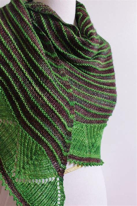 knitting pattern light scarf knit pattern leventry on ravelry madelinetosh merino