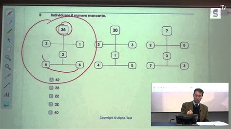 bocconi test d ingresso test ingresso bocconi esempio alpha test 6