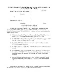 Motion To Dismiss Template by Sle Bail Bond Related Criminal Motions