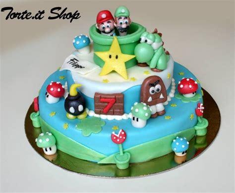 Stelan Mario 3 In 1 mario bros realizzata da le torte di adamo