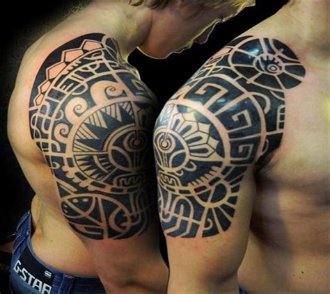 tribal tattoo types 1000 ideas about tribal sleeve tattoos on
