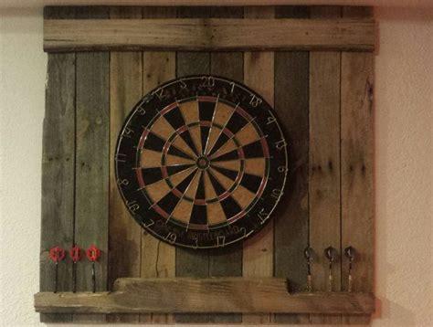 reclaimed wood dartboard reclaimed dart board backboard by radicallyreclaimed on