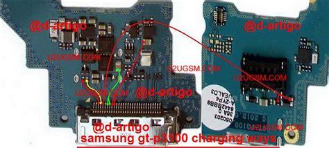Flexi Konektor Cas Connector Usb Charger Samsung P6200 Samsung Galaxy Tab 2 7 0 P3100 Usb Charging Problem