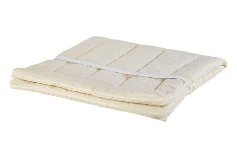 Wool Crib Mattress Pad by Wool Mattress Cover Merino Wool Mattress Pad Wool