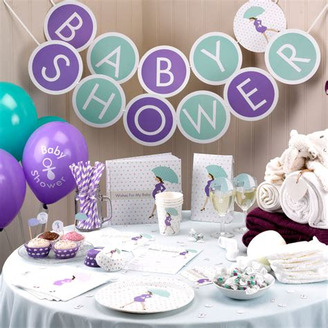 Baby Shower A baby shower baby shower decorations