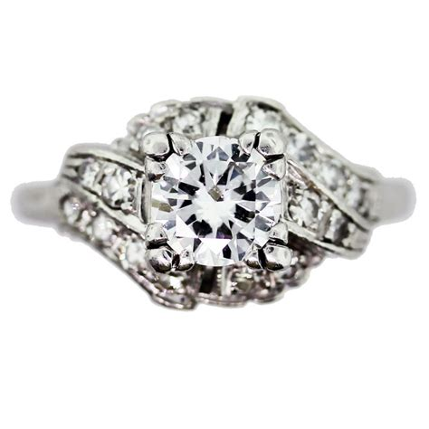 vintage wedding ring new designs for