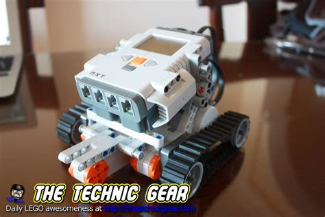 tutorial lego nxt español lego mindstorms shooterbot the guide lego reviews videos