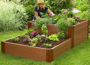 Above Ground Planter Beds by Different Types Of Garden Beds How To Build It
