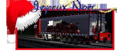 merry christmas truck tfsgroup ls17 fs 2017 fs 17 mod