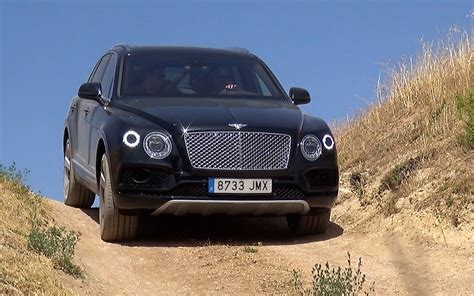 Bentayga And Maserati Levante Road And Track