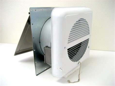 Bv2215 20 Sidewall Exhaust Fan Mobile Home Repair