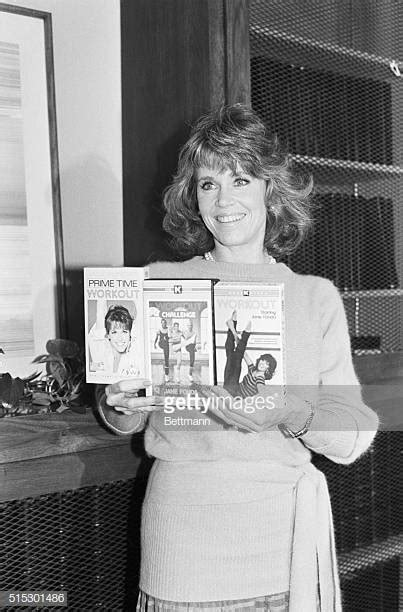 Jane Fonda 1985 Stock Photos and Pictures | Getty Images