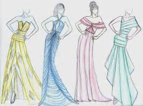 fashion design sketches of dresses best hd wallpapers
