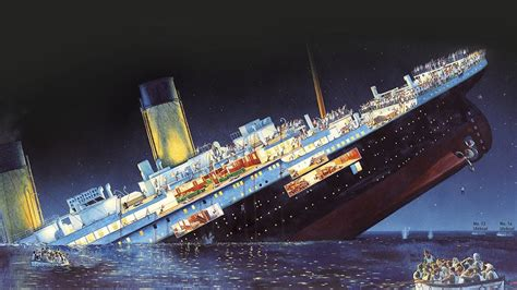 How The Sinking Of The Titanic Changed The World by Inside The Titanic Sinking Titanic 5 Different