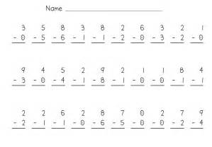 addition and subtraction related facts worksheets
