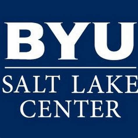 Byu Mba Salt Lake Center by Byu Salt Lake Center