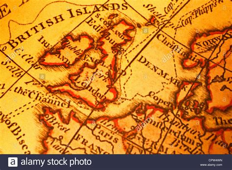 map of britain and europe map of britain isles uk united kngdom and