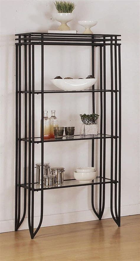 Cheap Bakers Rack by Metal Bakers Rack Cheap 4 Shelf Stylish
