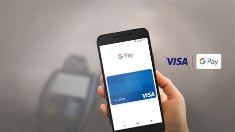 google pay verbraucher visa