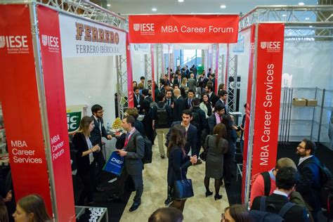 Flagship Internship Mba by 5 Career Forum Tips From A 2nd Year Student Iese Mba