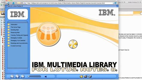 ibm lotus software multimedia library for lotus software