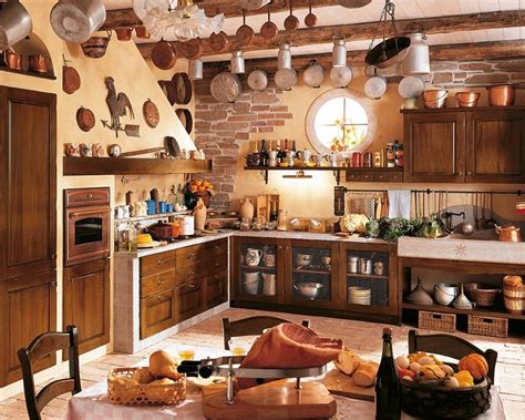 Italian Canisters Kitchen by Cucina In Arte Povera Soluzione Progettuale Cucina