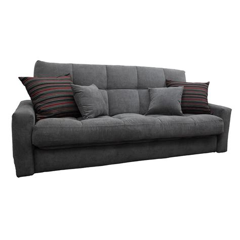 Futon Vs Sofa Bed by Click Clack Futon Sofa Bed With Storage Click Clack Futon
