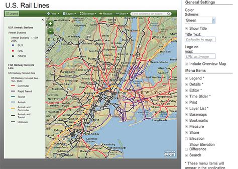 arcgis custom layout creating custom web mapping applications without programming