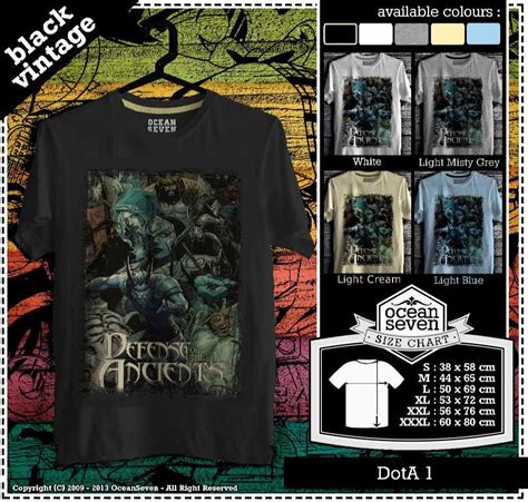 Dota 24 Kaos Distro kaos kreasimu clothing brand 602 photos