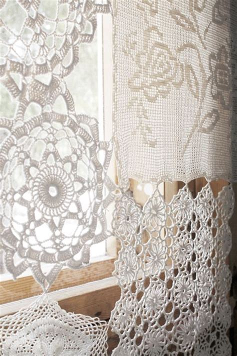 crochet lace curtains ao with