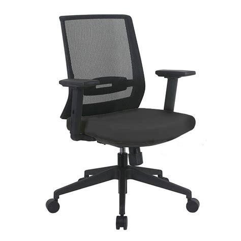 bria swivel tilt desk chair office chair with adjustable arms amazon com techni